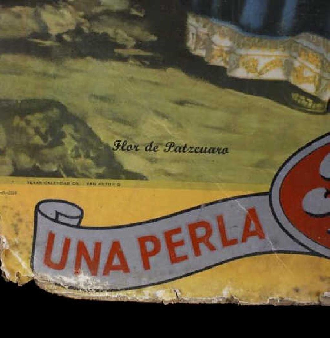 Pearl Lager Beer Lithograph Advertisement c1947-51 - 5