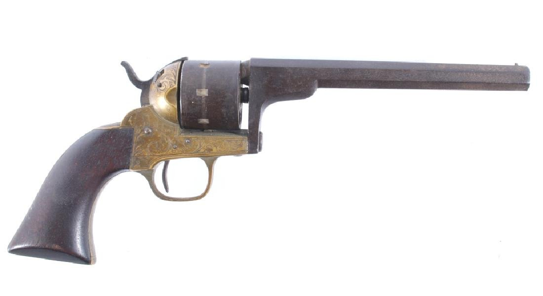 Civil War Moores Firearms Co. Belt .32 RF Revolver