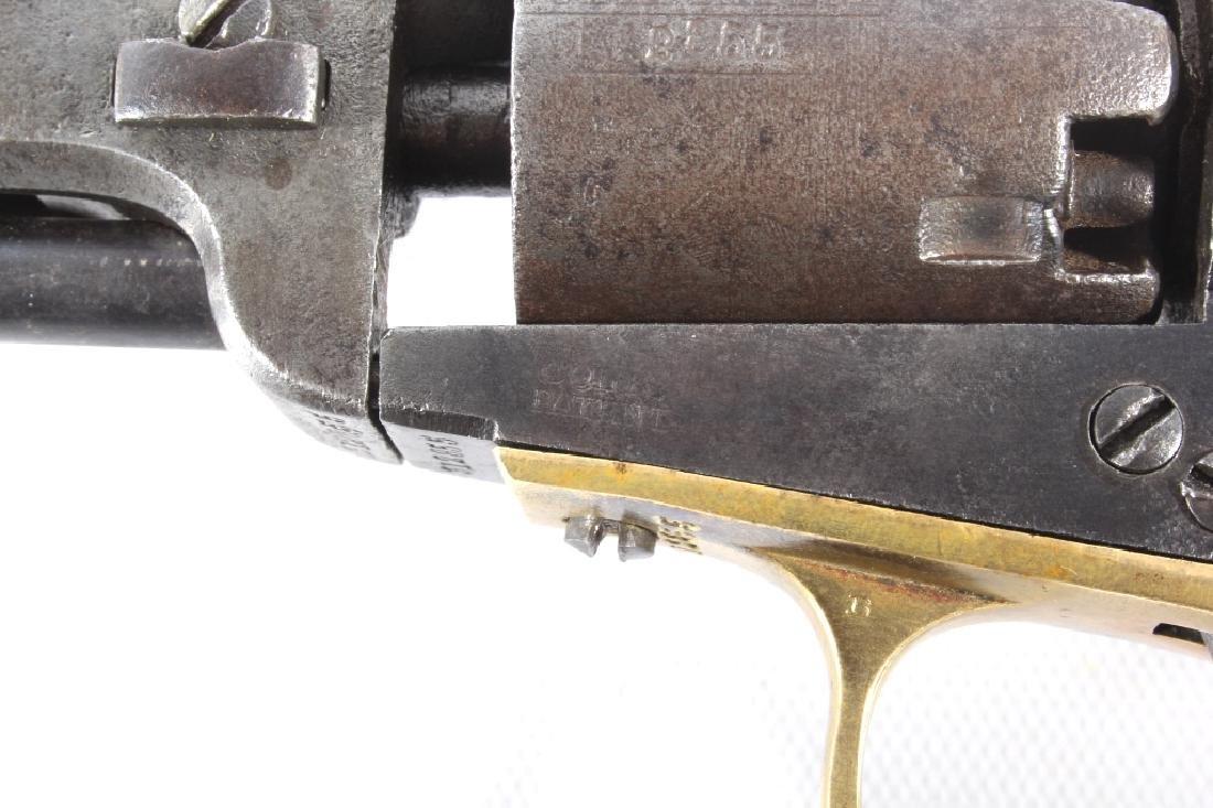 Colt Model 1849 .31 Percussion Octagon Revolver - 10