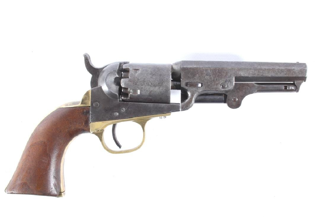 Colt Model 1849 .31 Percussion Octagon Revolver