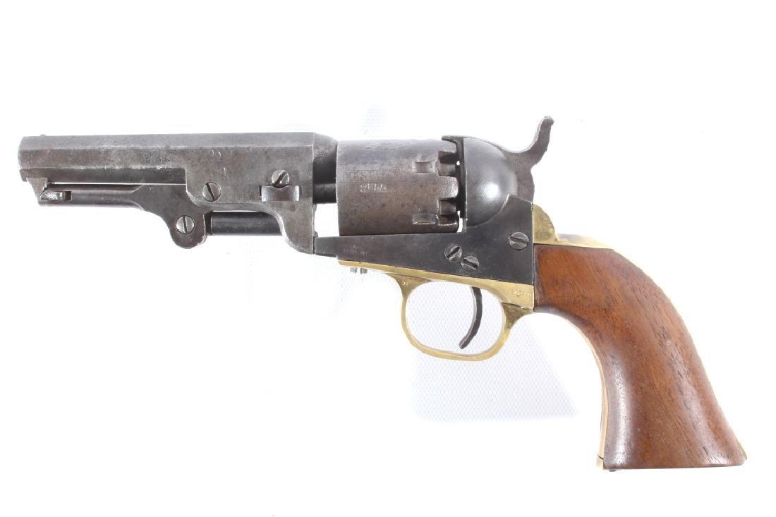 Colt Model 1849 .31 Percussion Octagon Revolver - 5