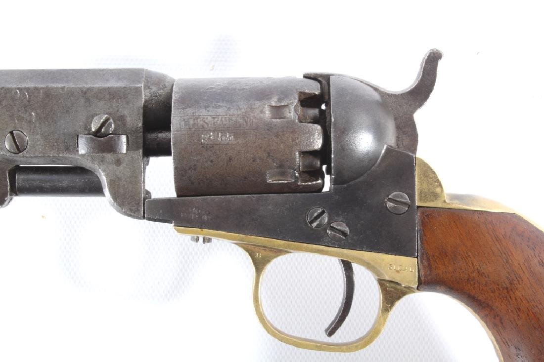 Colt Model 1849 .31 Percussion Octagon Revolver - 7