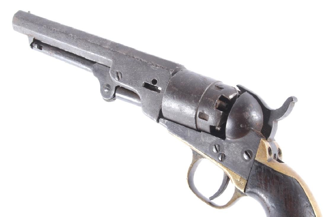 Colt Model 1862 Pocket Navy 36 Percussion Revolver - 12