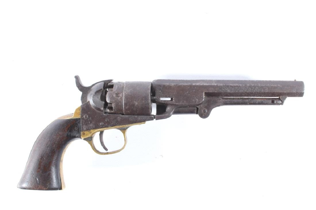 Colt Model 1862 Pocket Navy 36 Percussion Revolver
