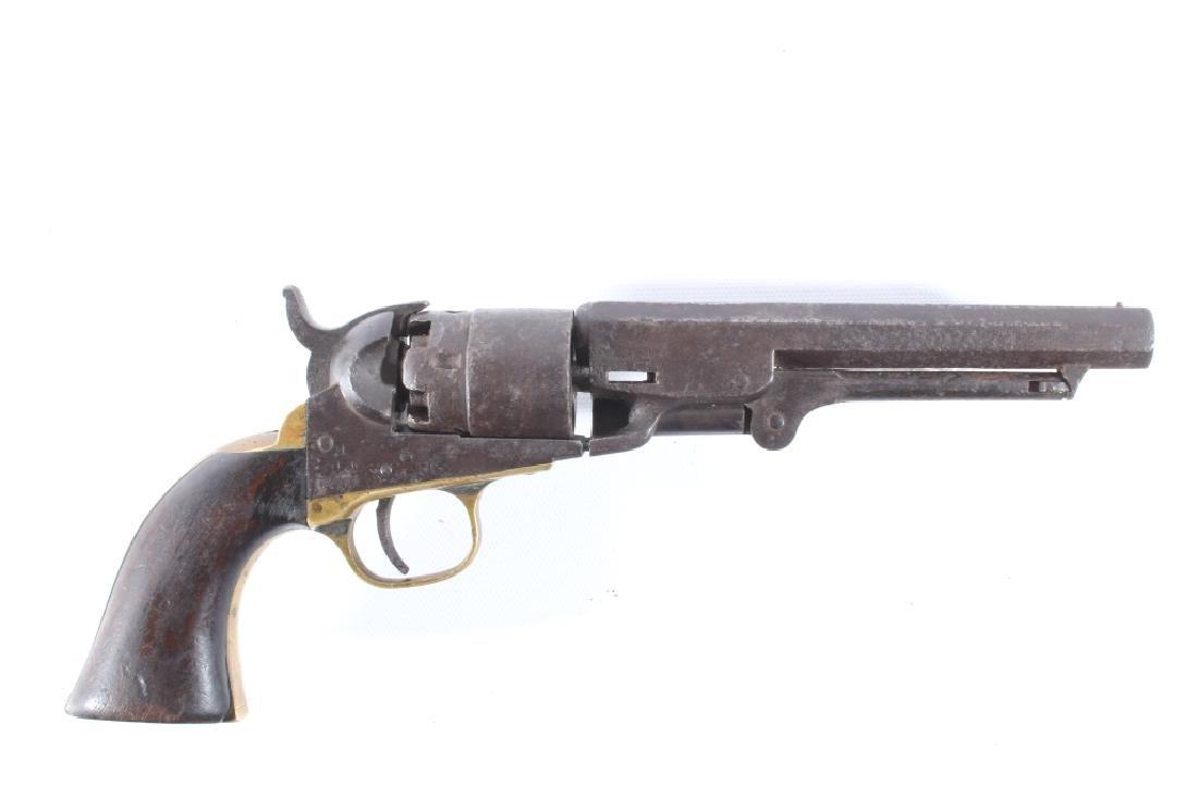Colt Model 1862 Pocket Navy 36 Percussion Revolver