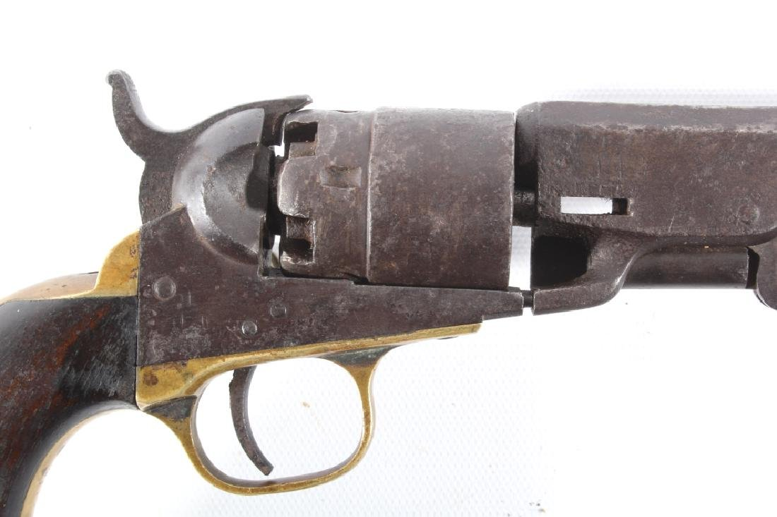 Colt Model 1862 Pocket Navy 36 Percussion Revolver - 3