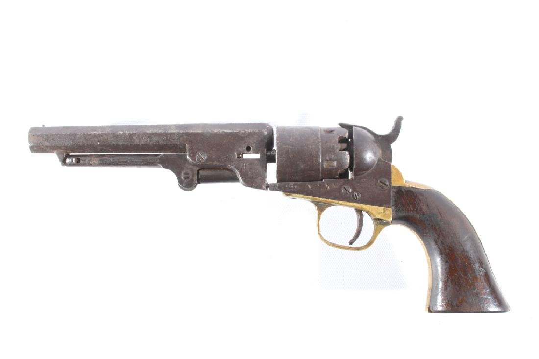 Colt Model 1862 Pocket Navy 36 Percussion Revolver - 5