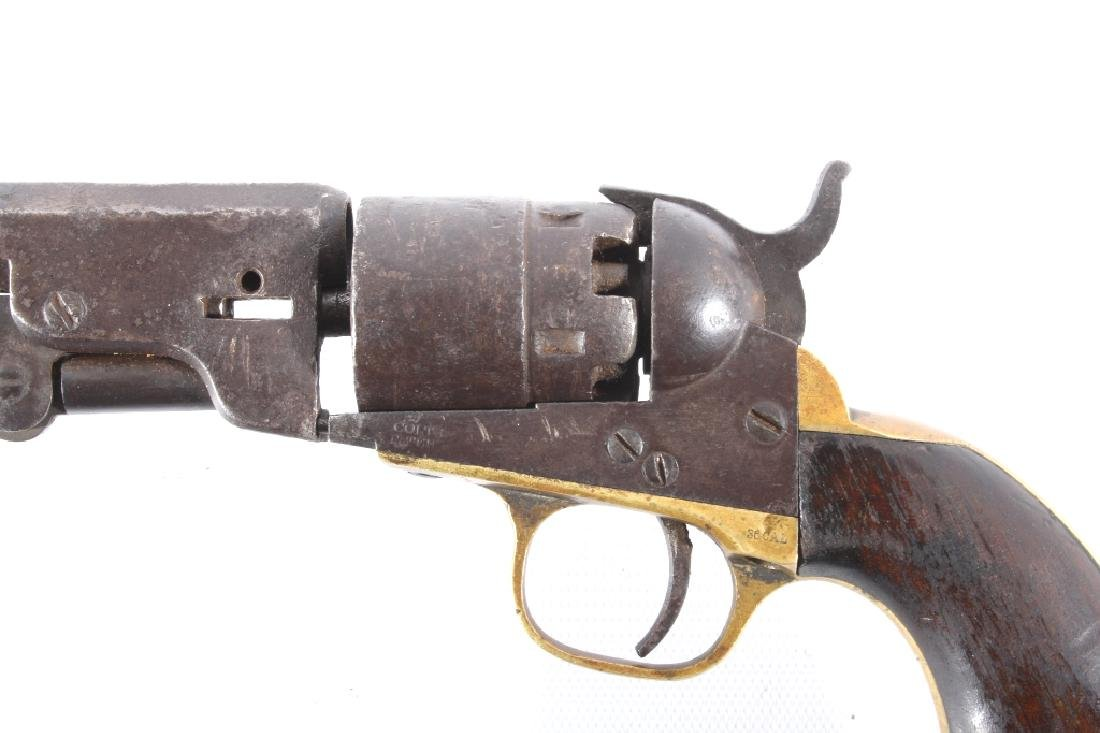 Colt Model 1862 Pocket Navy 36 Percussion Revolver - 7