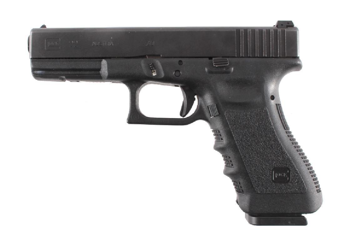 Glock Model 22 .40 Semi-Automatic Pistol