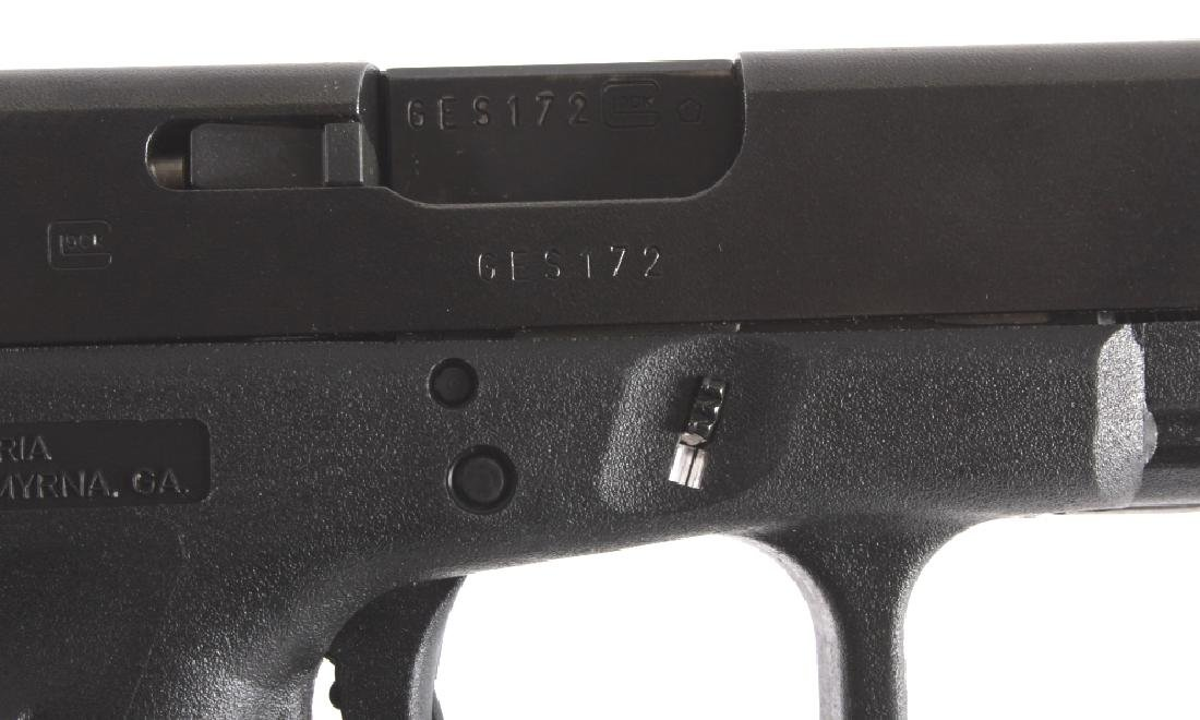 Glock Model 22 .40 Semi-Automatic Pistol - 8