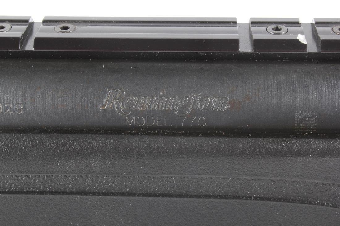 Remington Model 770 .30-06 SPRG Bolt Action Rifle - 11