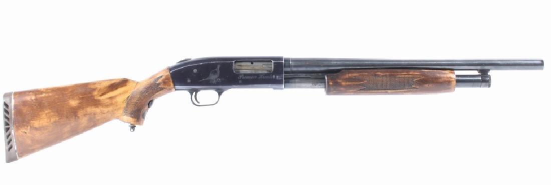 Mossberg New Haven 600AT 12GA Pump Action Shotgun