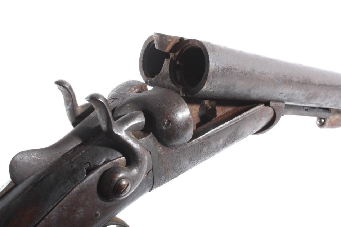 T. Barker 12 Gauge Side By Side Shotgun - 15