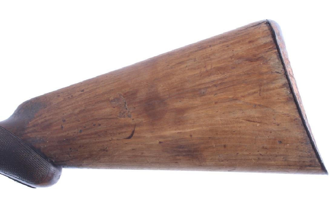T. Barker 12 Gauge Side By Side Shotgun - 20
