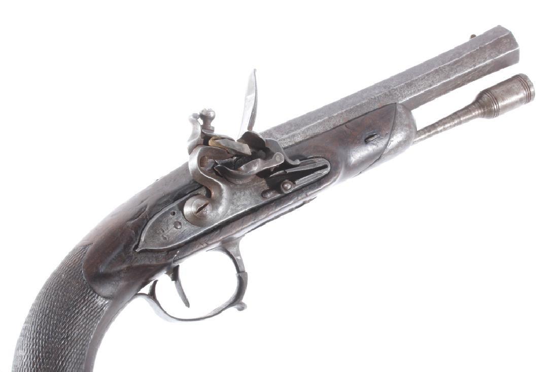Imperial Russian Flintlock .72 G Percussion Pistol - 10