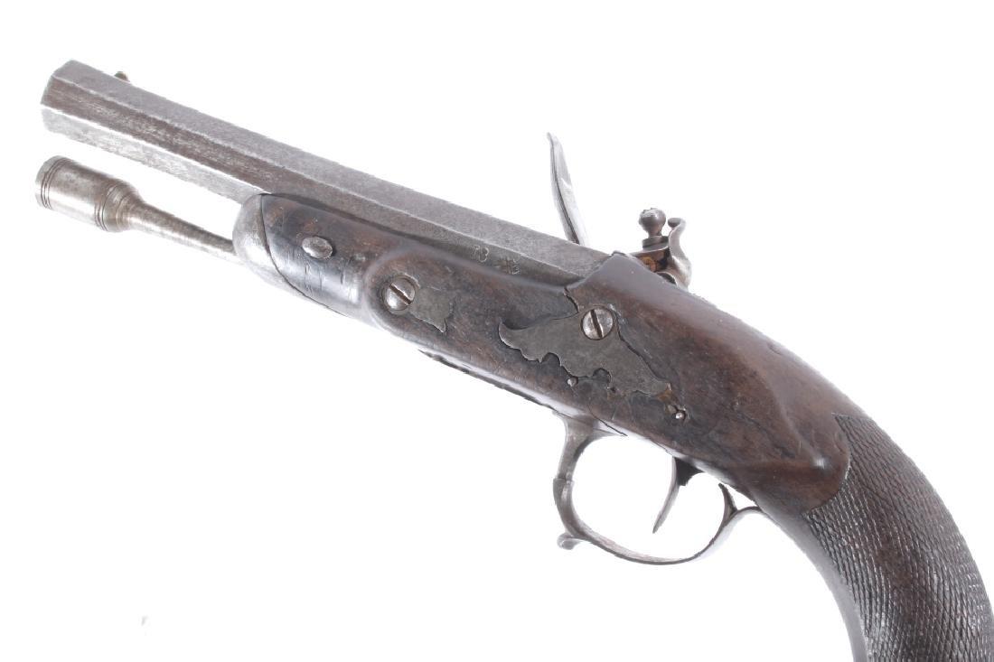 Imperial Russian Flintlock .72 G Percussion Pistol - 11