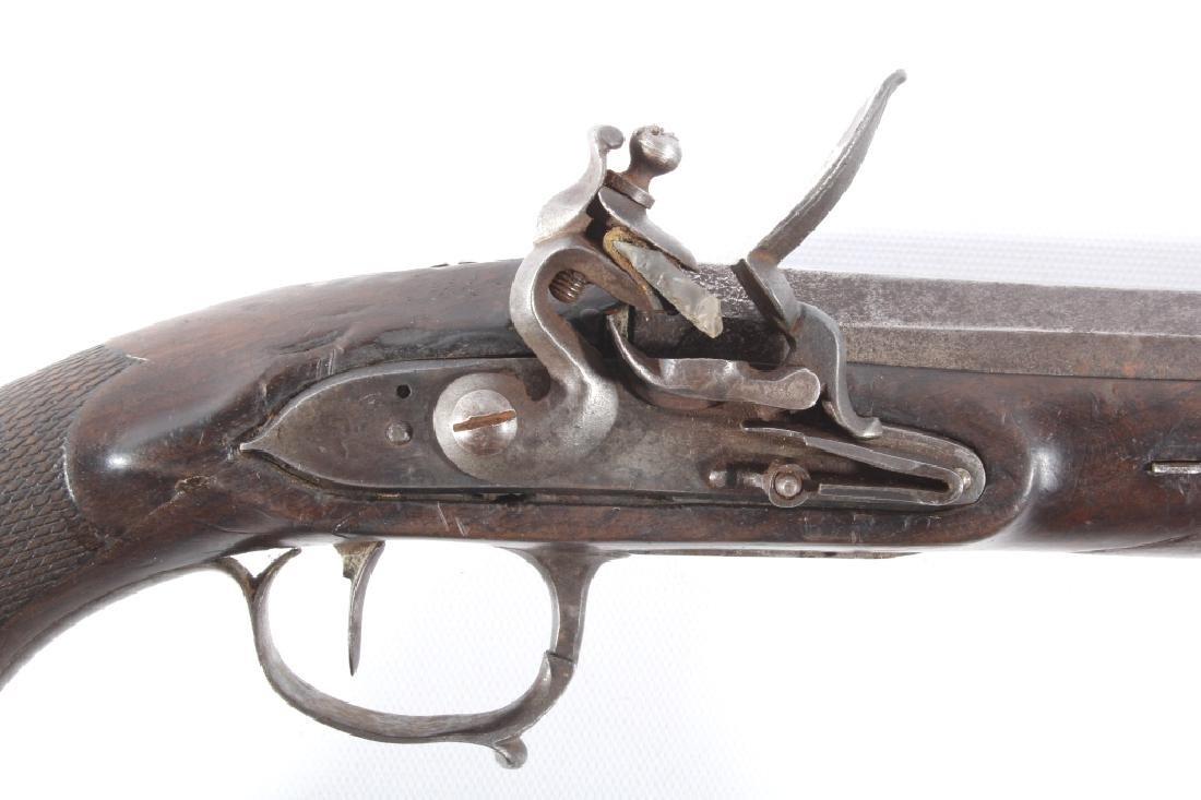 Imperial Russian Flintlock .72 G Percussion Pistol - 3