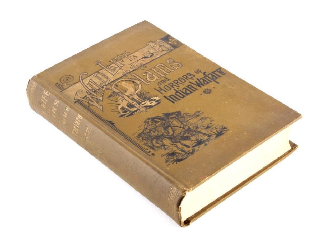 Wild Life on the Plains First Edition 1891