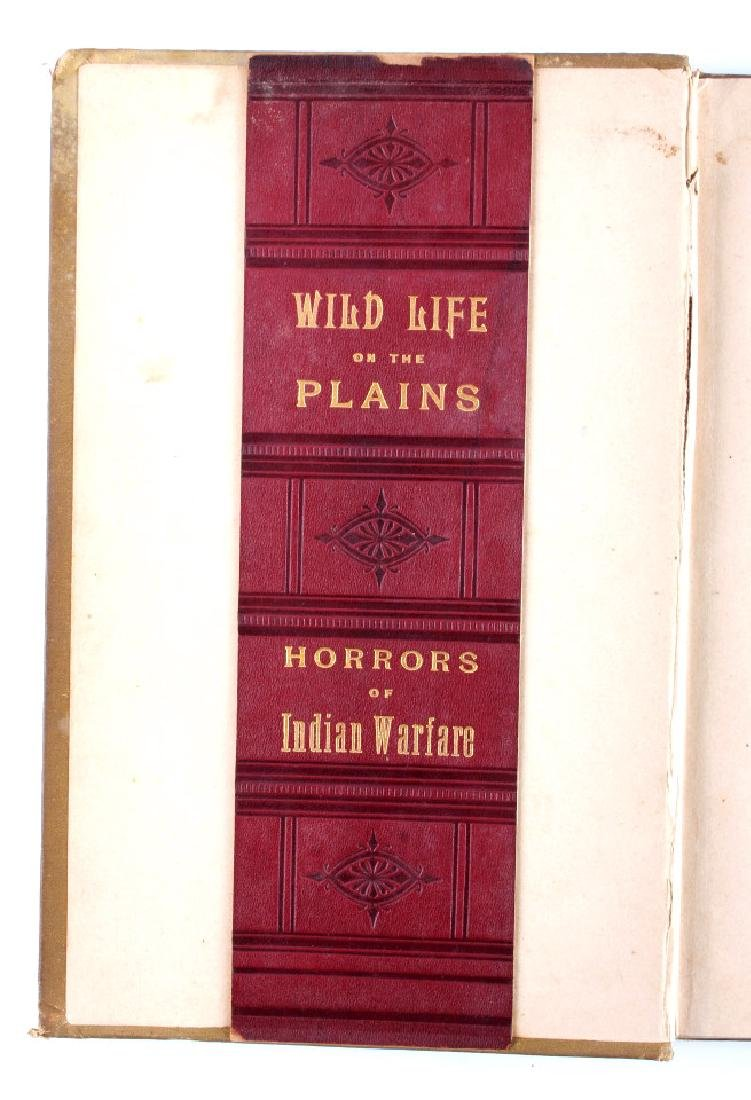 Wild Life on the Plains Salesman Sample 1891 - 6