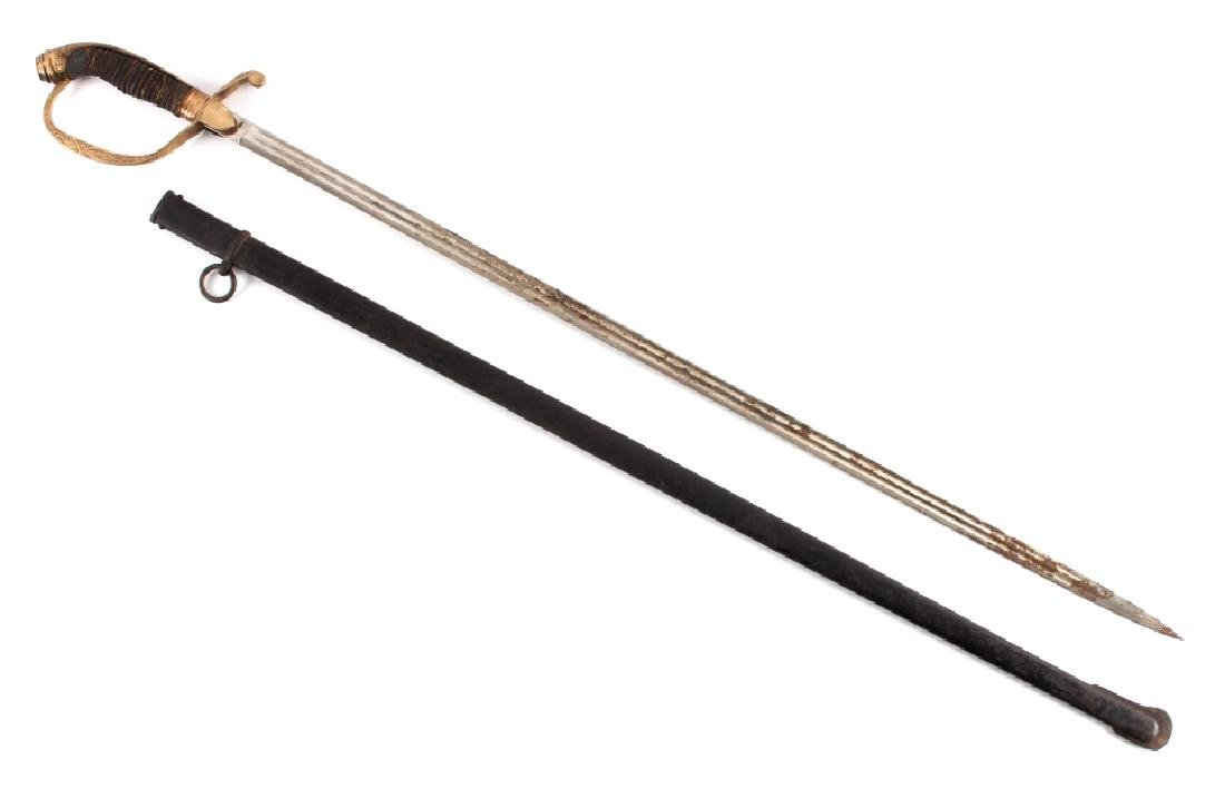 W.K.&C. German Military Presentation Sword