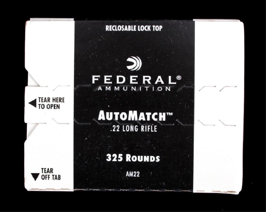 3,250 Rounds .22LR Federal Automatch Ammunition - 4