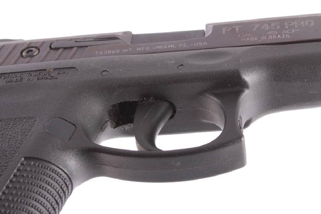 Taurus Millennium .45 Semi-Automatic Pistol - 6