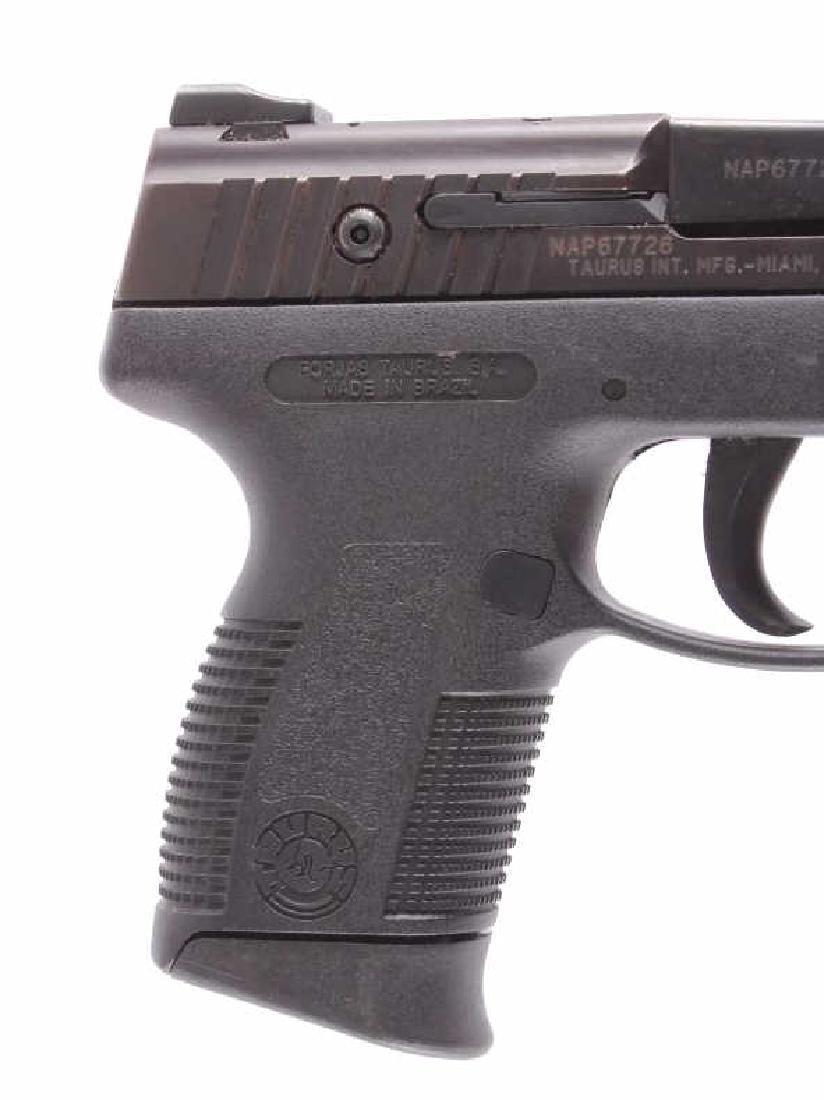Taurus Millennium .45 Semi-Automatic Pistol - 8