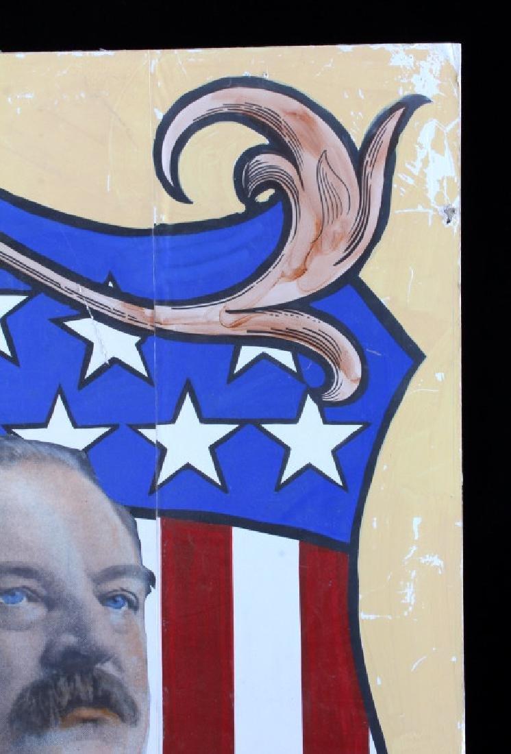 Grover Cleveland Campaign Folk Art Poster - 6