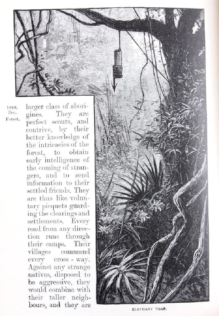 In Darkest Africa By H.M. Stanley First Ed. 1890 - 8