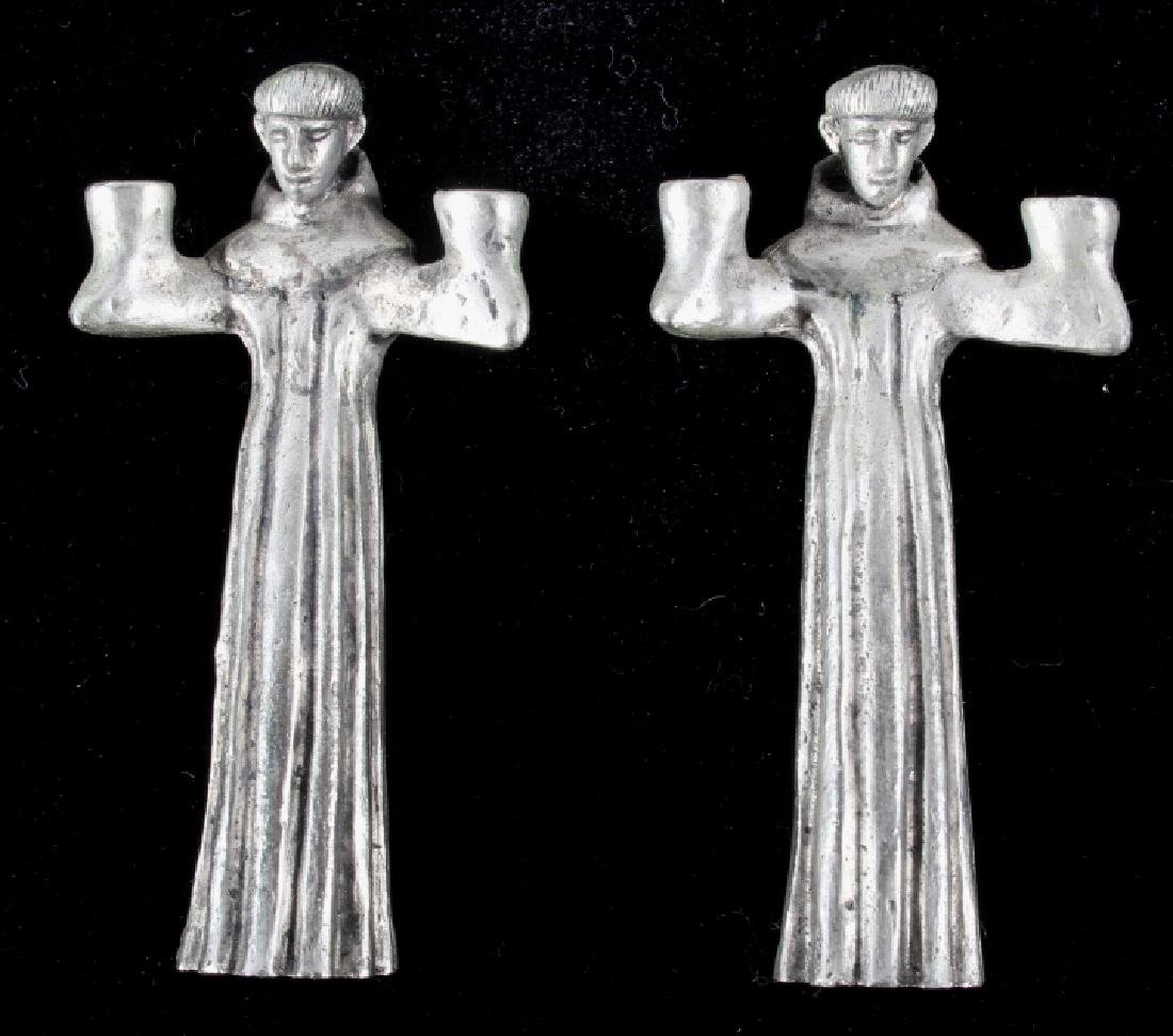 Boston Museum Of Fine Arts 80% Silver Monk Taper - 4