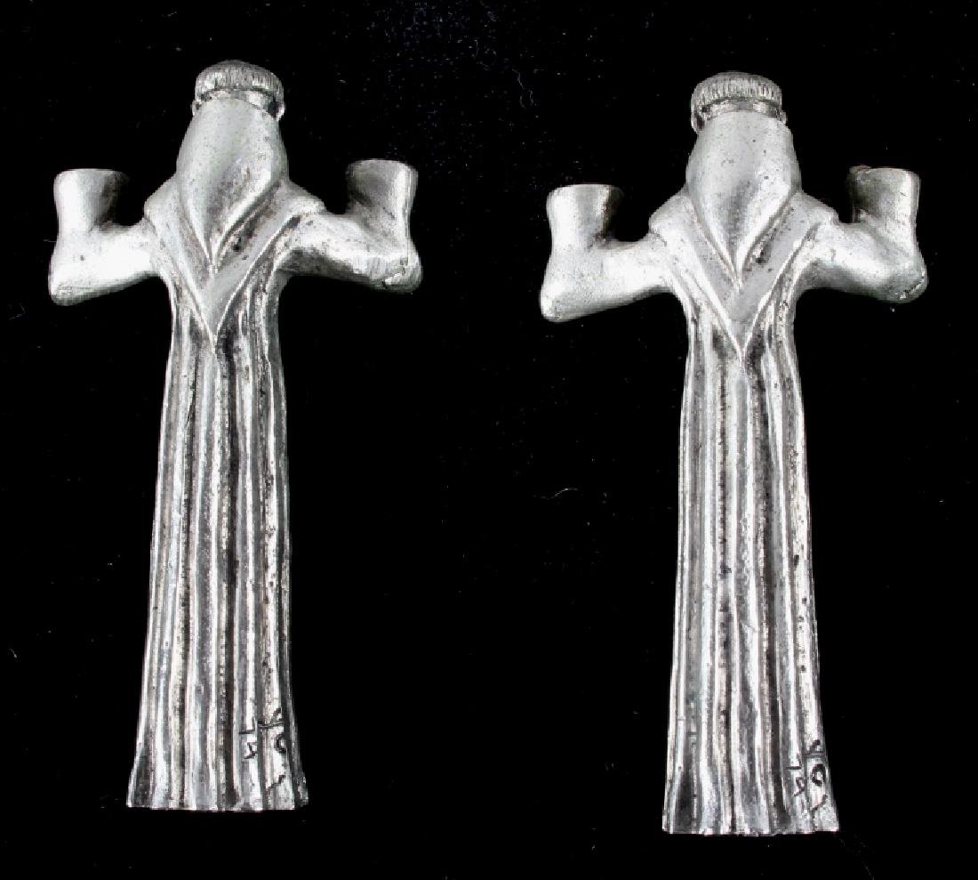 Boston Museum Of Fine Arts 80% Silver Monk Taper - 7