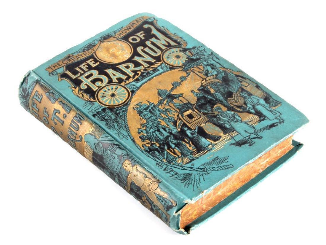 Life of Barnum 1st Edition Circa 1891