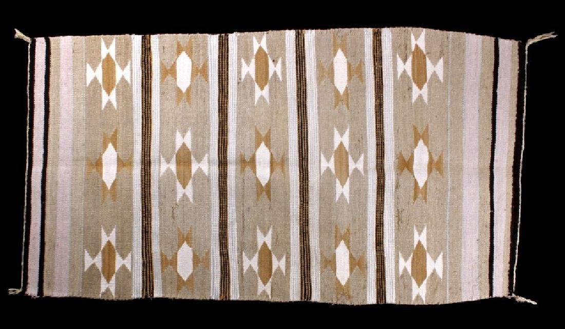 Navajo Chinle Pattern Wool Rug
