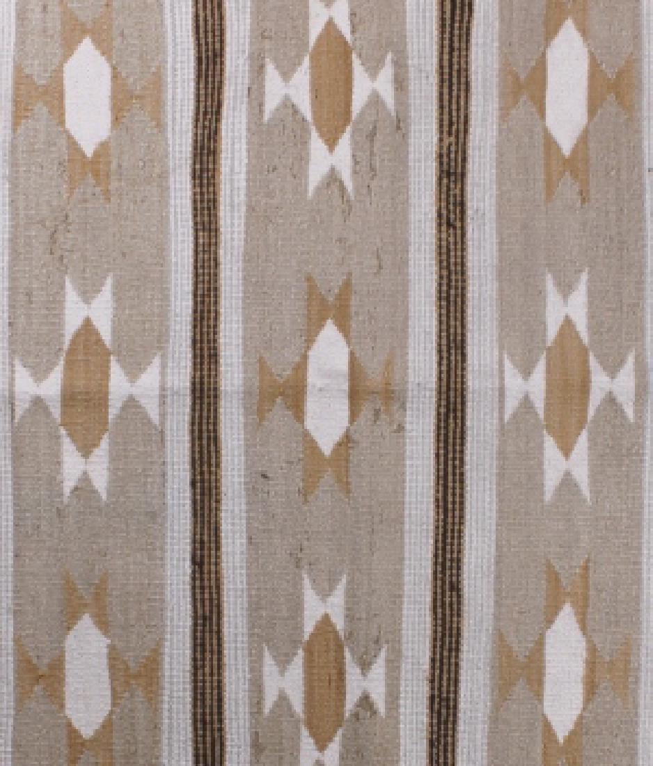Navajo Chinle Pattern Wool Rug - 3