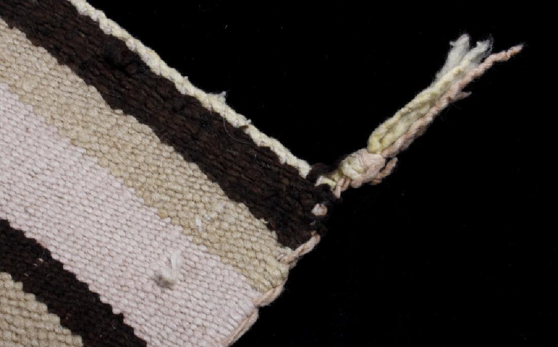 Navajo Chinle Pattern Wool Rug - 7