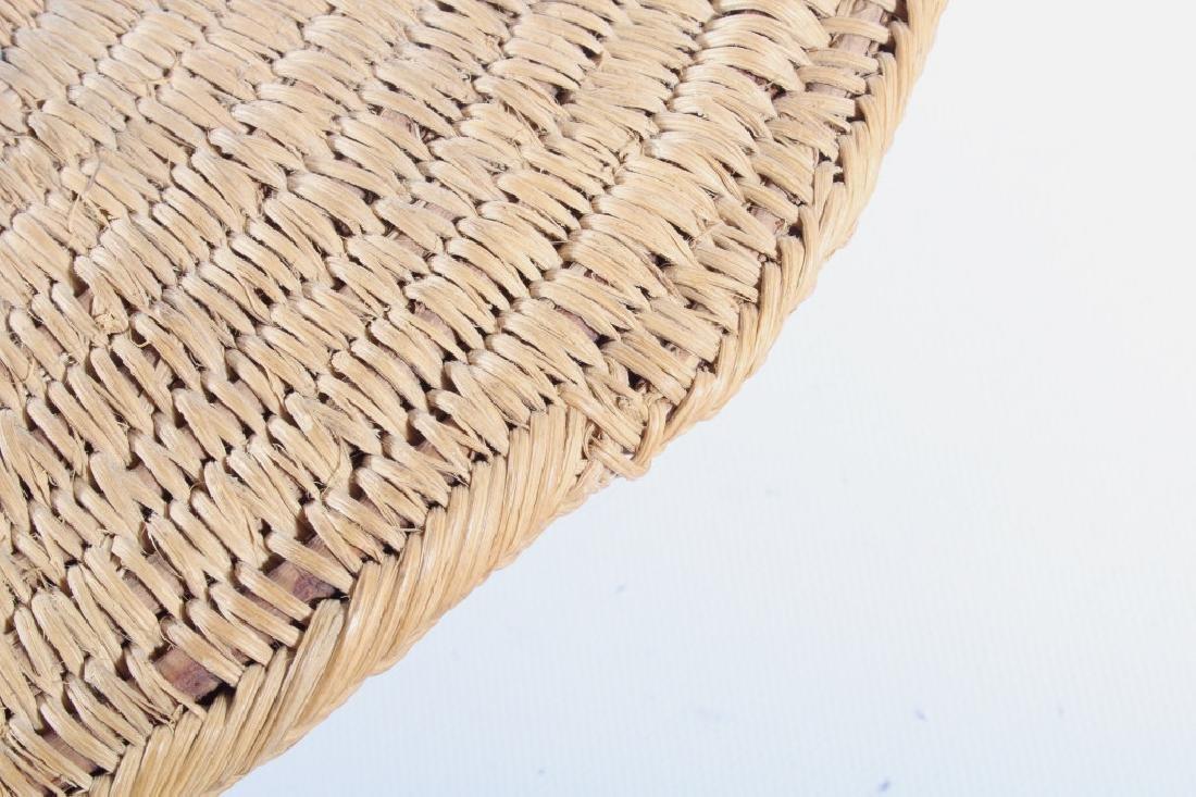Navajo Traditional Coil Wedding Basket 19th C. - 5