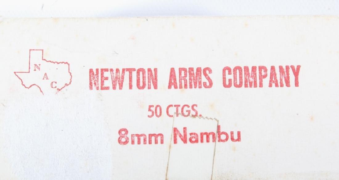 Scarce Unfired 8mm Nambu Pistol Ammunition 80 Rds. - 2