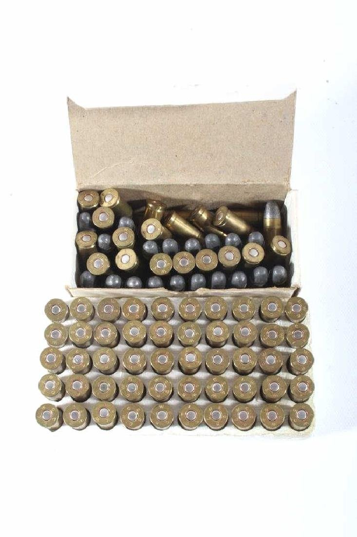 Scarce Unfired 8mm Nambu Pistol Ammunition 80 Rds. - 3