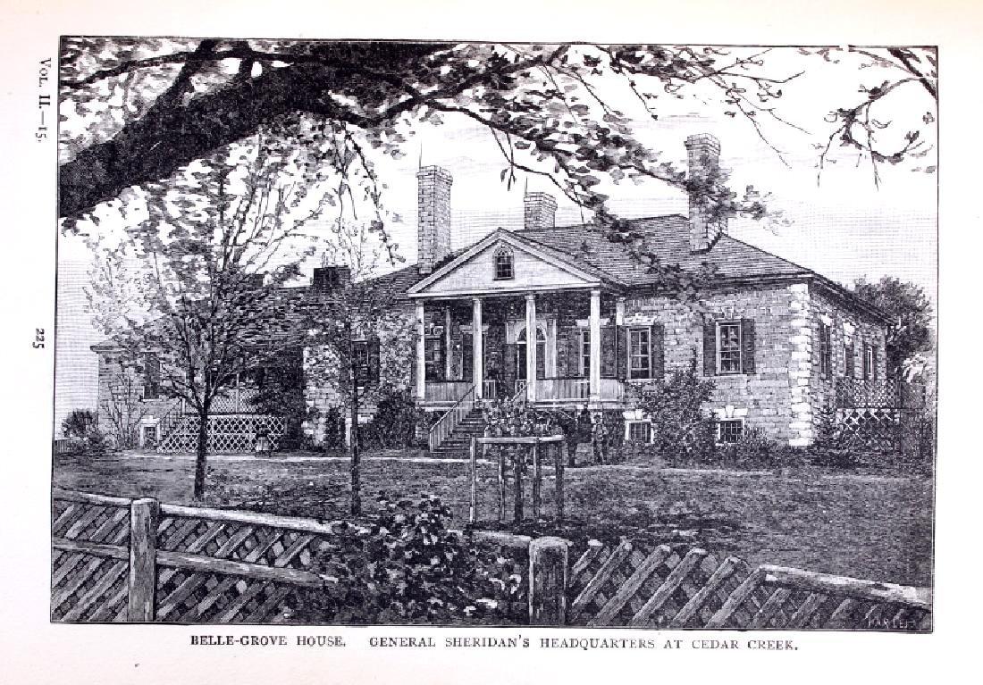 Personal Memoirs of P.H. Sheridan 1st Ed. 1888 - 11