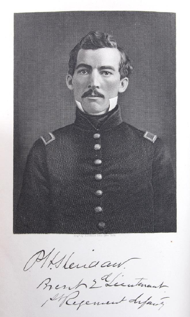 Personal Memoirs of P.H. Sheridan 1st Ed. 1888 - 3