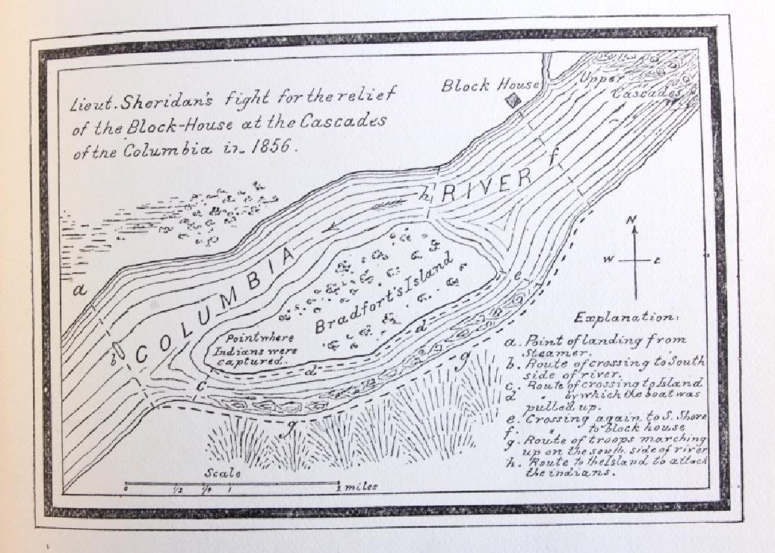 Personal Memoirs of P.H. Sheridan 1st Ed. 1888 - 6