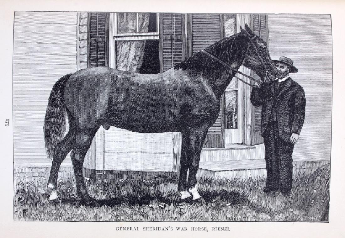 Personal Memoirs of P.H. Sheridan 1st Ed. 1888 - 7