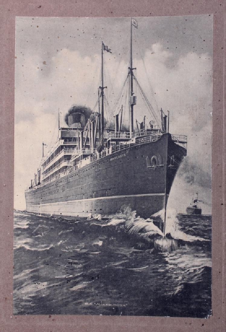 Early 1900's Great Northern Railway Album - 2