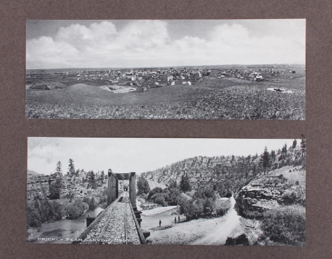 Early 1900's Great Northern Railway Album - 6