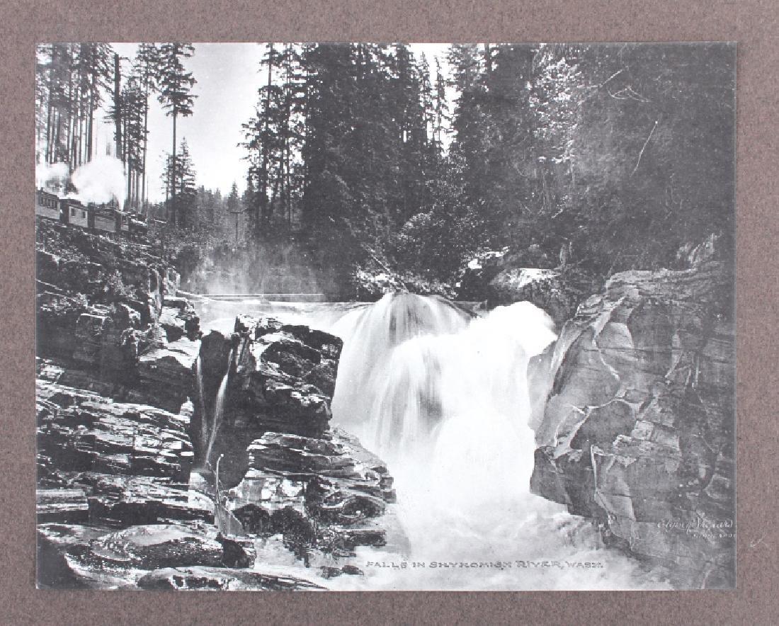 Early 1900's Great Northern Railway Album - 9