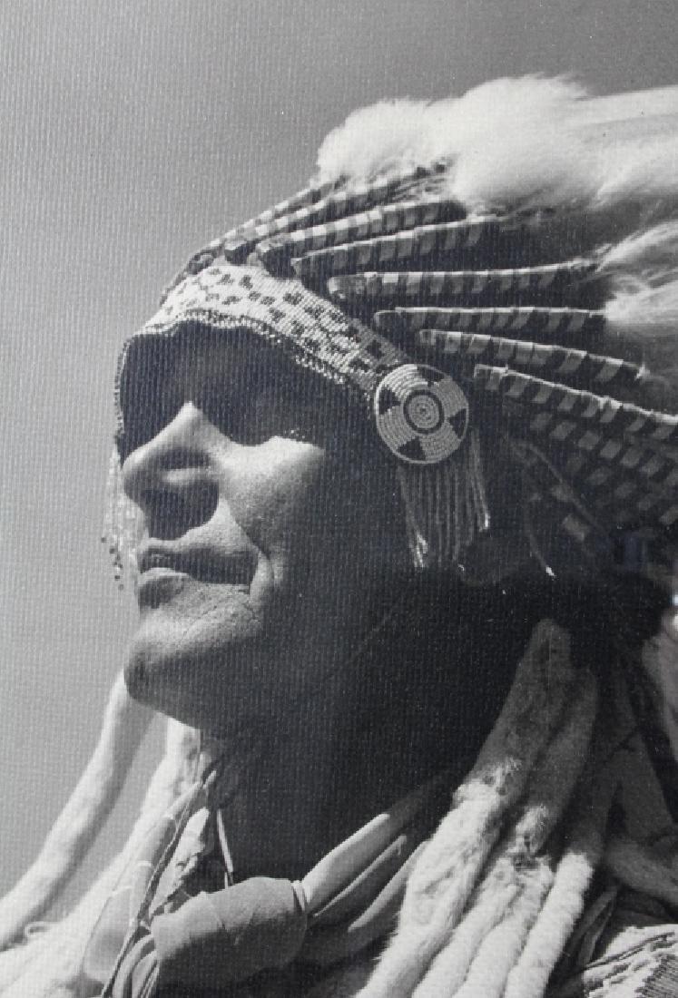 Original Native American Photograph Omaha Nebraska - 2