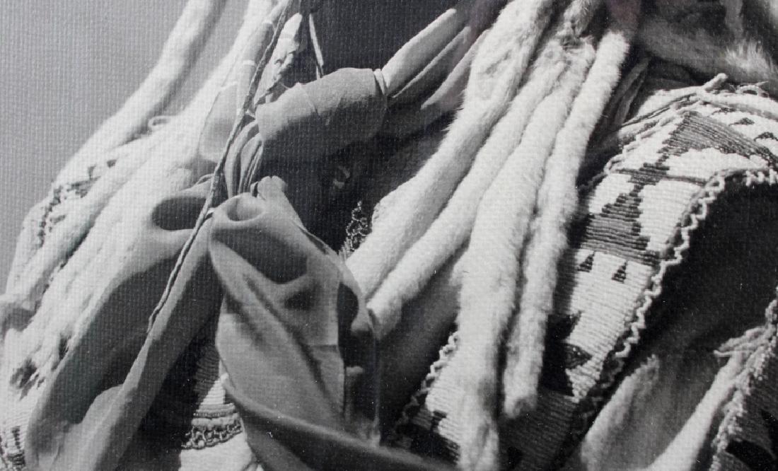 Original Native American Photograph Omaha Nebraska - 3
