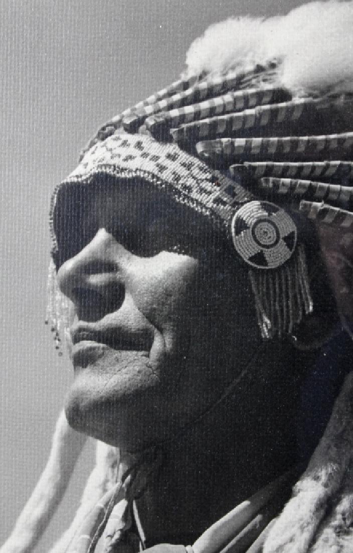 Original Native American Photograph Omaha Nebraska - 5