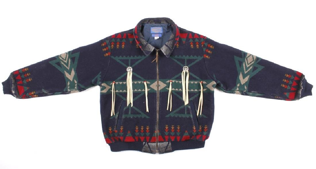 Pendleton Wool Blend Western Wear Jacket