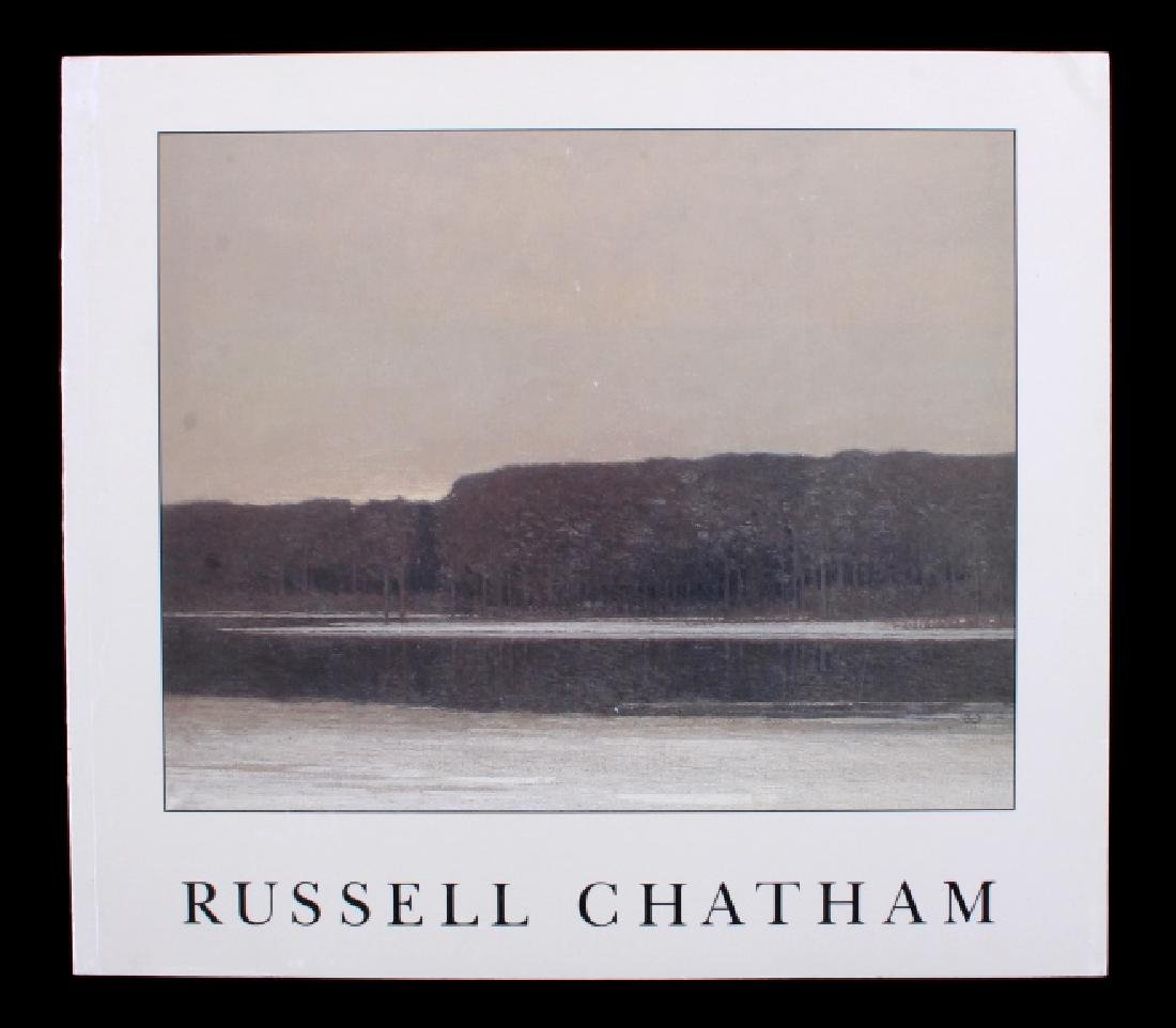 Russell Chatham Signed Book Collection - 12